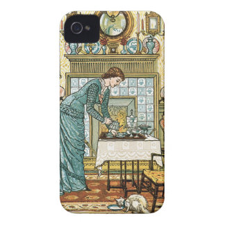 My Lady's Chamber, frontispiece to 'The House Beau iPhone 4 Covers