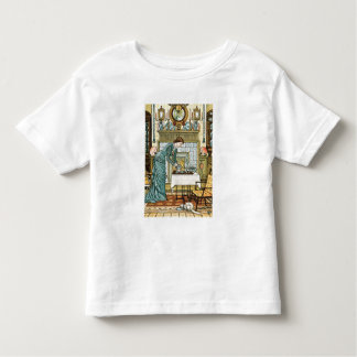 My Lady's Chamber, frontispiece to 'The House Beau Toddler T-Shirt