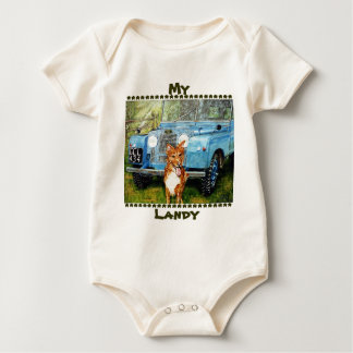 My Landy Baby Grow Playtime Till Bedtime Baby Creeper