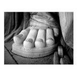 My Left Foot: 1984 Postcard