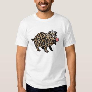 My Leopard Pig T Shirt