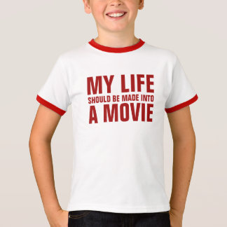 MY LIFE, A MOVIE shirts & jackets