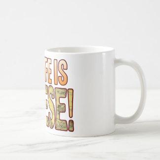 My Life Blue Cheese Coffee Mug