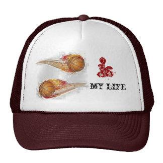 My life cap