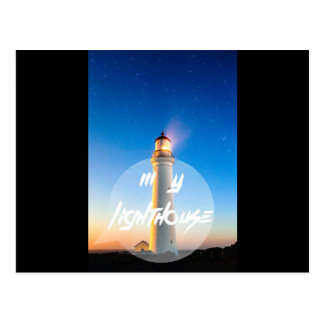 MY lighthouse - wowpeer Postcard
