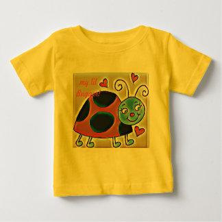 my lil bugger ladybug tshirt
