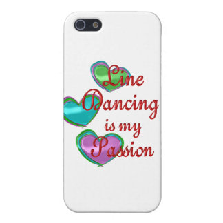 My Line Dancing Passion iPhone 5 Cover