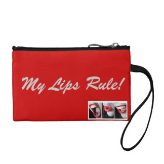 My Lips Coin Wallet