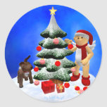 My Little Angel: Christmas Stickers