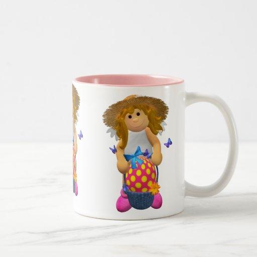 My Little Angel: Easter Time 7 Coffee Mugs