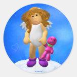 My Little Angel: Friends Stickers