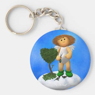 My Little Angel: Gardener Keychain