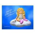 My Little Angel: Mit Dir Postkarte