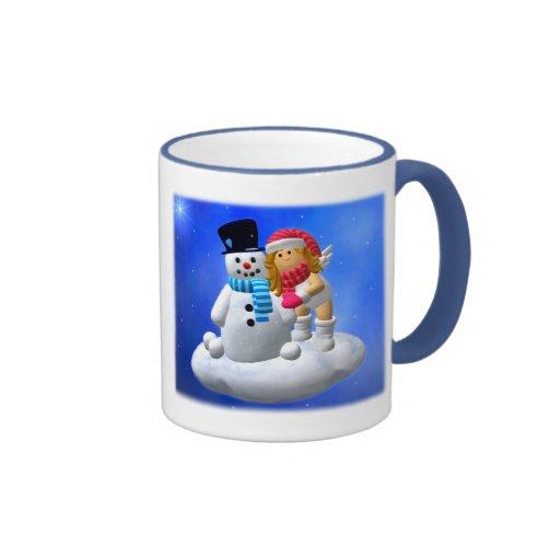My Little Angel: Snowman Mug