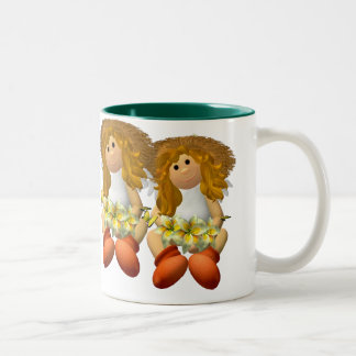 My Little Angel Springtime Mugs