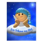 My Little Angel: Träume Postkarte
