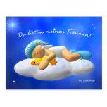 My Little Angel: Träume Postkarten