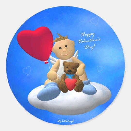 My Little Angel Valentine sticker 7