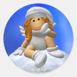 My Little Angel: Winter Stickers