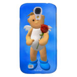 My Little Angel with Rose Samsung Galaxy S4 Case