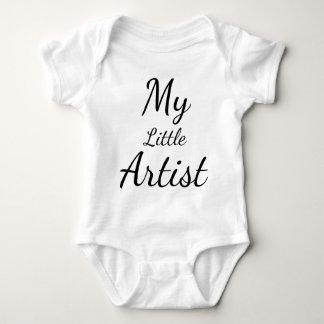 My Little Artist Baby Bodysuit