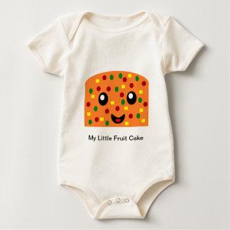 My Little Fruit Cake fun Baby Bodysuit