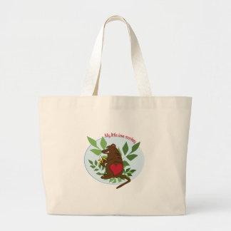 My Little Love Monkey Bags