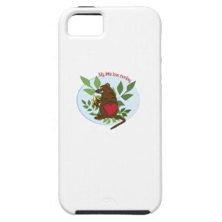 My Little Love Monkey iPhone 5/5S Case