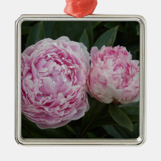 My Little Peony Silver-Colored Square Decoration