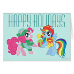 My Little Pony, Christmas Greeting Card