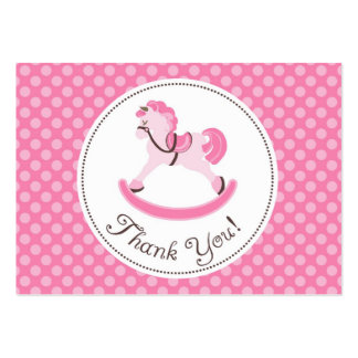 My Little Pony TY Gift Tag Business Card Templates