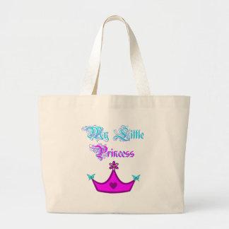 My Little Princess Jumbo Tote Bag