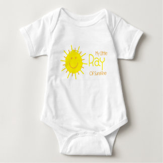 My Little Ray of Sunshine Infant t-shirt