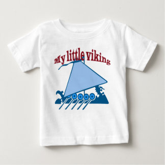 My Little Viking Baby T Baby T-Shirt