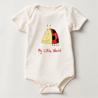 My Little World Baby Bodysuit