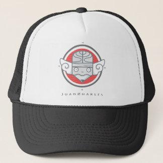 My logo artist trucker hat