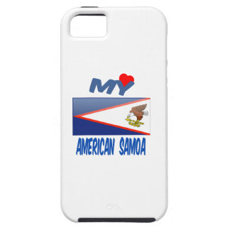 My Love American Samoa. Case For The iPhone 5