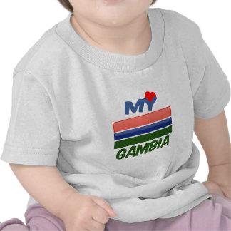 My Love Gambia Tees