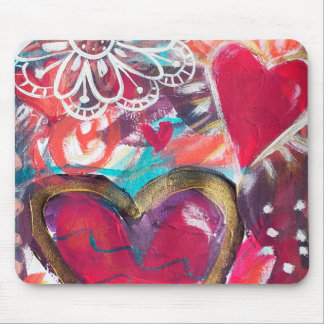 My Loving Heart  080814 Mouse Pad