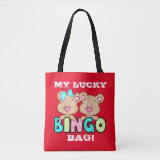 My Lucky Bingo bag tote