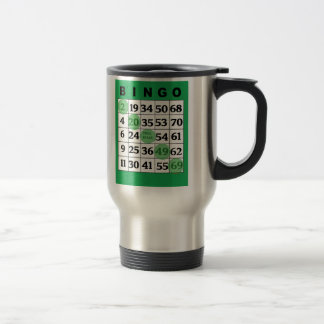 My Lucky BINGO Coffee Mug