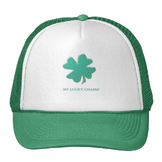 """""""My Lucky Charm!"""" Hat"""