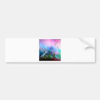 MY MAGICAL DRAGONFLY SEASONS.jpg Bumper Sticker