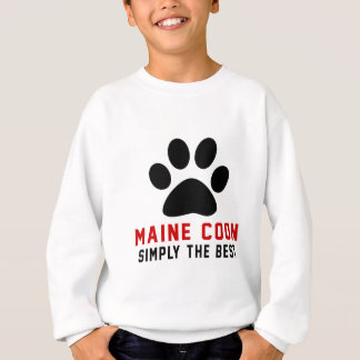 My Maine Coon Simply The Best Sweatshirt