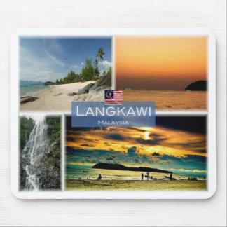MY Malaysia - Langkawi - Mouse Mat