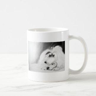 My Maltese Basic White Mug