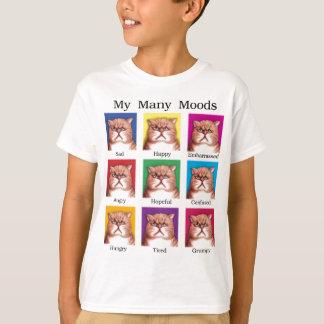 My Many Moods T-Shirt
