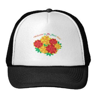 My Mari Day Trucker Hats