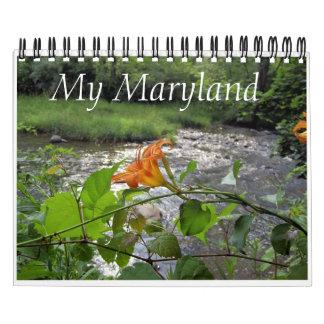 My Maryland Wall Calendar