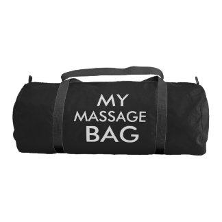 MY MASSAGE BAG - DUFFLE BAG